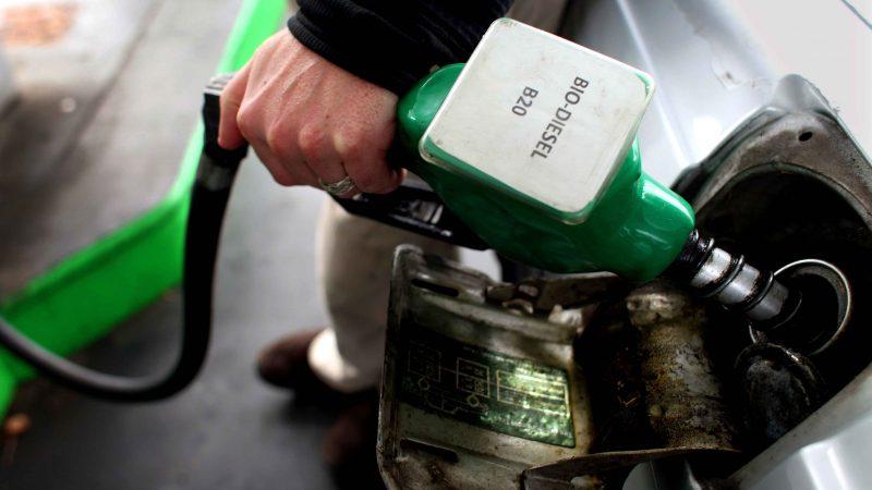 adição de biodiesel ao diesel prejudica motores