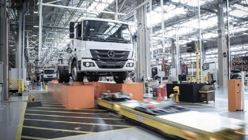 Problema grave de falta de peças para caminhões em 2021 afeta o mercado