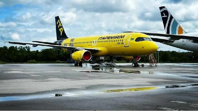 Itapemirim cancela voos por baixa demanda