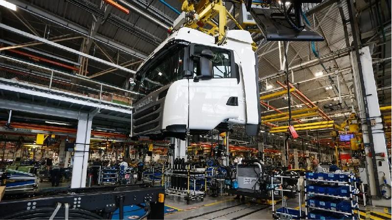 Scania: setor produtivo, indústria e processos