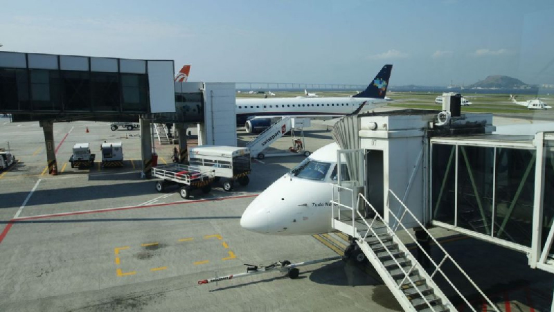 Transporte Aéreo tem baixa demanda demanda 67% menor do que 2019