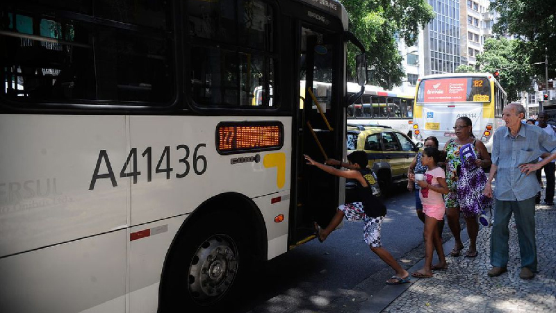 Transporte coletivo fim da passagem de em dinheiro no Rio de Janeiro