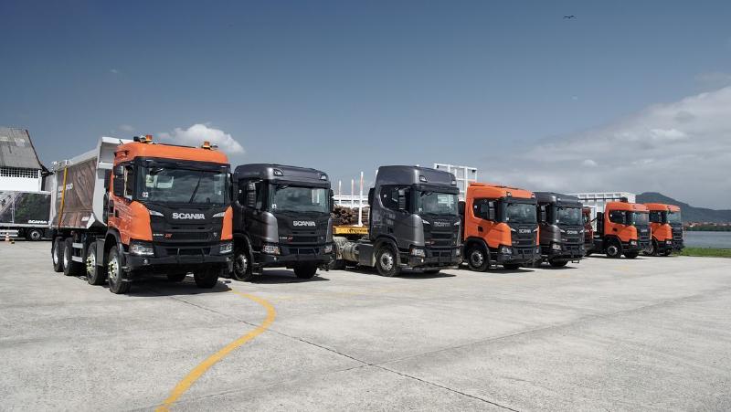 Caminhões e máquinas agrícolas: veículos podem ser adquiridos por consórcio